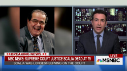 Graham: Scalia was a giant loss for conservatives