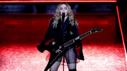 Madonna is now the highest-grossing solo touring act