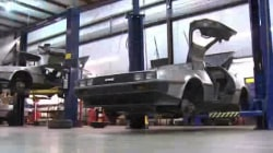 Back to the Future: The DeLorean Returns to Production