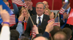 Watch Jeb Bush's Speech to Supporters After Losing N.H.