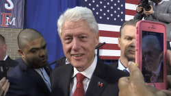 Bill Clinton Remembers Scalia: I Kind of Always Liked Him