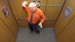 Watch Retired Deputy Whip, Now Watch Him Nae Nae