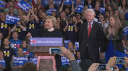Clinton After Primary: 'I Know I Have Some Work to Do'