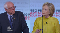Sanders Reacts to 'Low Blow' from Clinton