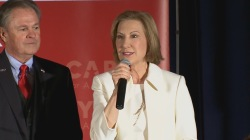 Watch Carly Fiorina's Full N.H. Primary Speech