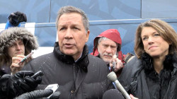 Confident Kasich Says 'Everything Is Moving Our Way' in N.H.