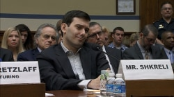Martin Shkreli Testifies Before Congress and Annoys Congressmen