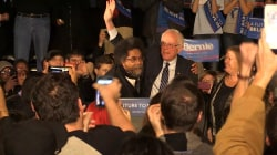 Sanders Courts Black Voters