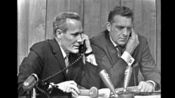 NBC News reports death of President Kennedy