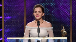 Emma Watson Dedicates Award to Dead Hamster
