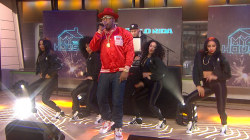 Flo Rida is back on TODAY, singing 'My House'