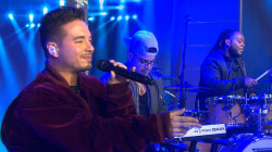 J Balvin performs his single 'Ginza' on TODAY