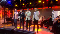 Il Divo performs romantic serenade 'To All the Girls I've Loved Before'
