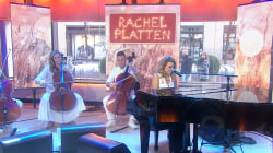 Watch Rachel Platten's moving rendition of 'Fight Song' on TODAY