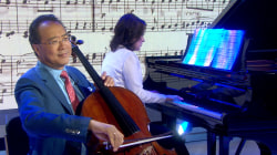 Yo-Yo Ma performs 'The Swan' from 'Songs from the Arc of Life'
