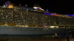 Anthem of the Seas returns to port after 'cruise from hell' battered by storm