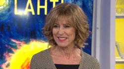 Christine Lahti shares poignant story of her late sister