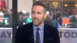 Ryan Reynolds' ideal superpower? Ability 'to reenact any '80s music video'