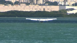 Small plane makes emergency water landing off Hawaii