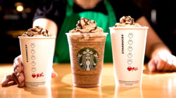 Starbucks marks Valentine's Day with 3 new flavors