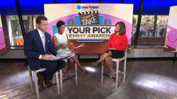 TODAY anchors share top picks for Emmys