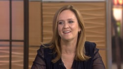 Samantha Bee: I'm 'not freaking out' over my new show, 'Full Frontal'