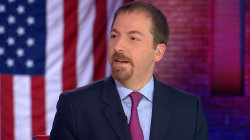 New Hampshire: Chuck Todd reveals primary's 'huge symbolic message'