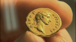 Rare 2,000-Year-Old Coin Found by Hiker in Israel