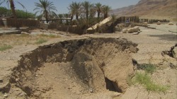 Dead Sea Sinkholes Devastating Local Economy