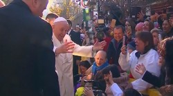 Pope Francis Meets his Mexican Fans and Attends Welcome Ceremony