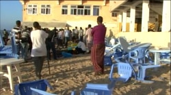 Deadly Al-Shabab Siege Ends at Beachfront Restaurant