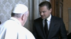Leonardo DiCaprio, Pope Francis Discuss Environment Issues