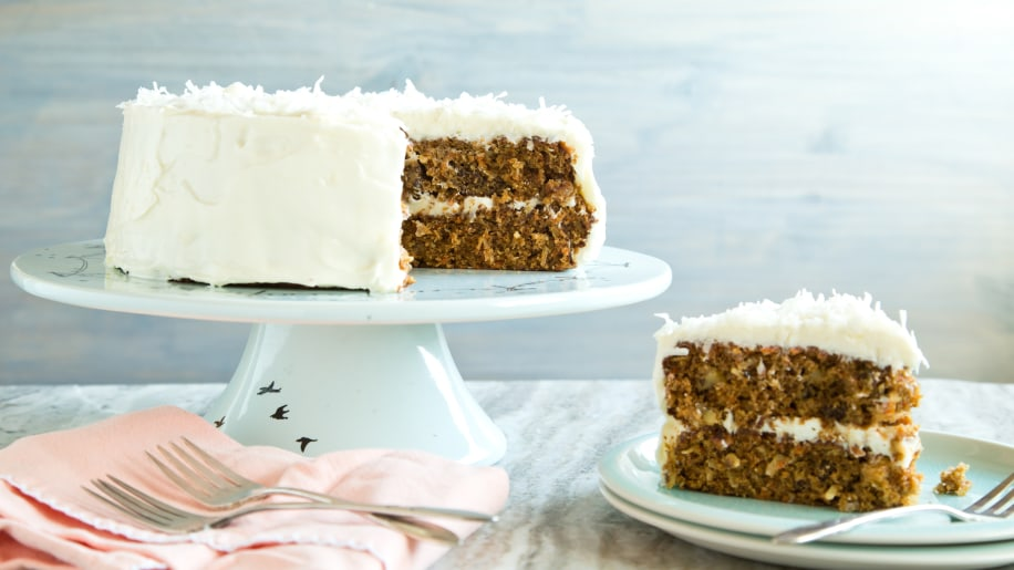 Classic Carrot Cake with Cream Cheese Frosting - TODAY.com