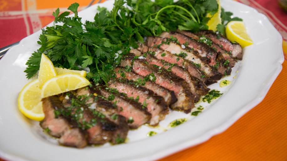 Food recipes cooking tips celebrity chef ideas food news add some israeli flair to dinner with zaatar steaks and tahini brussels sprouts forumfinder Gallery