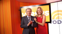 Are Regis and KLG still TV's most dynamic duo? They say yes!