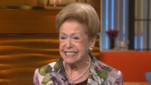 Mary Higgins Clark: My son found my unfinished stories