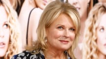 Candice Bergen: My parents never told me they loved me