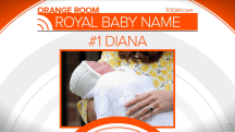 Diana? Elizabeth? TODAY viewers vote on royal baby's name