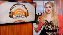 What's Meghan Trainor's favorite song to perform?