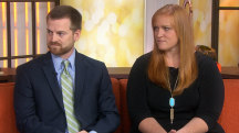 Kent Brantly, wife Amber: Fighting Ebola 'an emotional experience'