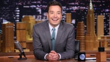 How hot is this? Jimmy Fallon jokes about Donald Trump and Al