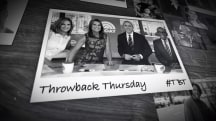 How did Throwback Thursday begin? TODAY finds out