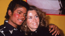 Jane Fonda: I went skinny-dipping with Michael Jackson