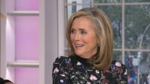 Meredith Vieira is back on TODAY (but her voice isn't)