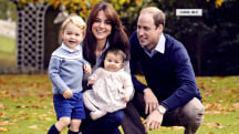Prince William, Duchess Kate release new family photo