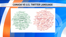 Our tweets show Americans are vastly more negative than Canadians