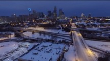 Blizzard 2016 knocks out power in Charlotte