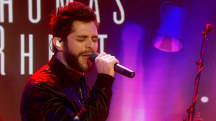 Thomas Rhett performs 'Crash and Burn' on TODAY