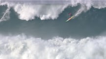 Big-wave surfers compete at Mavericks after 2-year hiatus