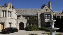 Playboy Mansion for sale, Hugh Hefner included (he's not moving out)